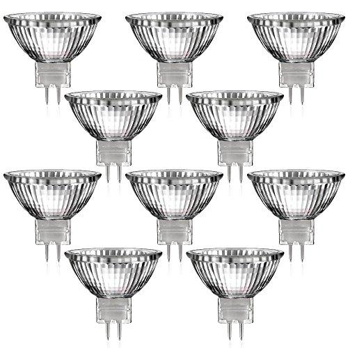 Nice Price von Paulmann 832.44 Halogen 10 x 20 Watt, GU5,3, Leuchtmittel, Haushaltspack