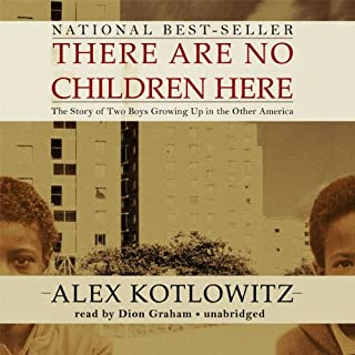 There Are No Children Here audiobook cover art