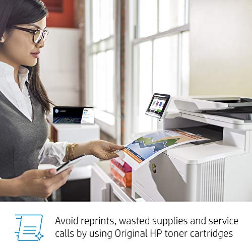 HP Color LaserJet Pro Multifunction M479fdw Wireless Laser Printer with One-Year, Next-Business Day, Onsite Warranty, Works with Alexa (W1A80A) Photo #8