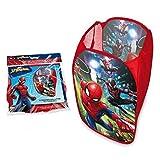 Spiderman. Sac de Rangement Pliable - Pop-up Marvel 58X36X36 cm