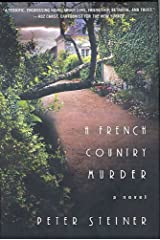 A French Country Murder: A Novel (A Louis Morgon Thriller Book 1) Kindle Edition