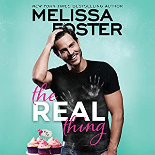 The Real Thing     Sugar Lake, Book 1              By:                                                                                                                                 Melissa Foster                               Narrated by:                                                                                                                                 John Lane                      Length: 8 hrs and 18 mins     560 ratings     Overall 4.2