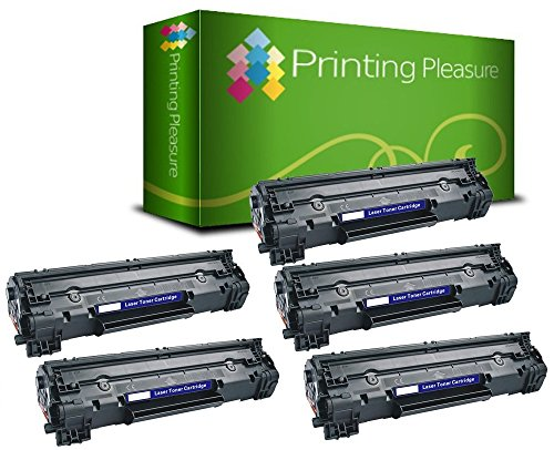 Printing Pleasure Compatible CF244A 44A Cartucho tóner