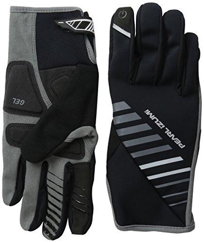 Pearl iZUMi Women's Cyclone Gel Gloves, Black, X-Large