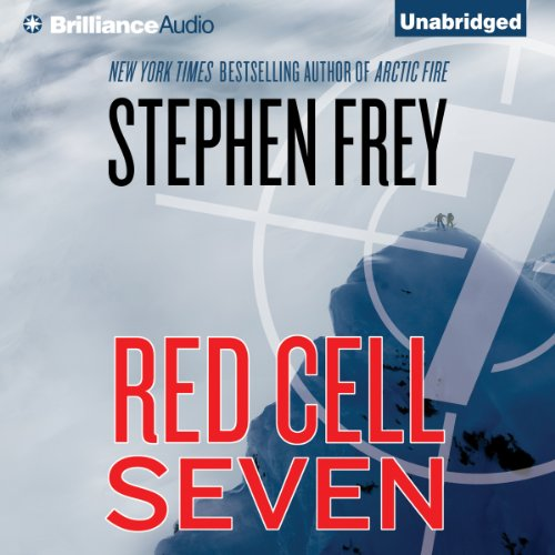 Red Cell Seven audiobook cover art