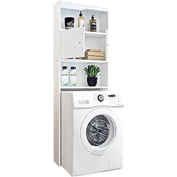 Symbiosis 6090A2121A17 - Mueble para baño con hueco para lavadora ...