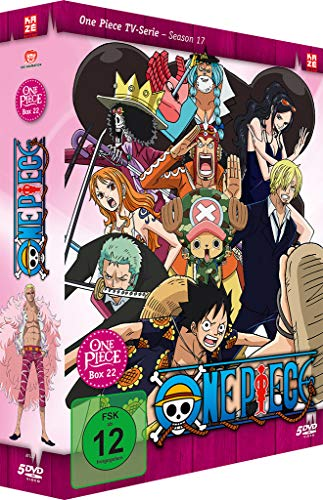 One Piece - TV-Serie - Vol. 22 - [DVD]