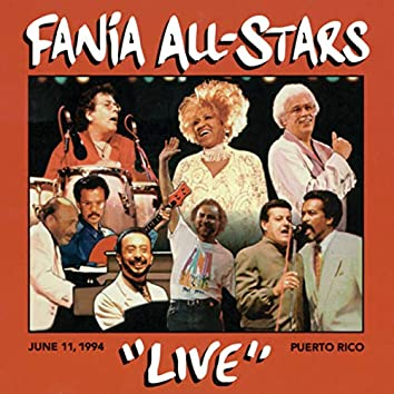 """""""Live"""" In Puerto Rico: June 11, 1994 (Live)"""