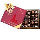 Bistro Chocolate Box Luxury Selection, Premium Assorted Gift for Holiday and Christmas, Gourmet...