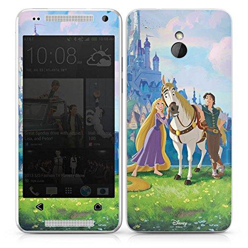 mächtig der welt DeinDesign HTC One Mini Folie Haut Vinyl Aufkleber Disney Rapunzel Aufkleber gebrochen…