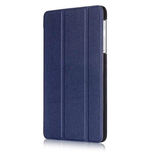 Kepuch Custer Huawei Mediapad T1 7.0 / T2 7.0 Hülle - Shell Schutzhülle PU Tasche Smart Case Cover für Huawei Mediapad T1 7.0 / T2 7.0 - Blau - 5