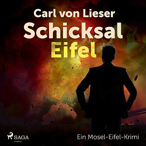 Schicksal Eifel. Ein Mosel-Eifel-Krimi Titelbild