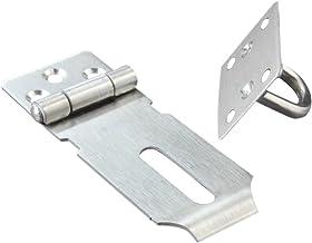 Baoblaze RVS veiligheidspoort deur luik kast lade deur slot hardware 1# 3inch \