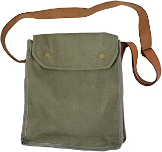 canvas gas mask bag