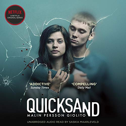 Quicksand                   By:                                                                                                                                 Malin Persson Giolito                               Narrated by:                                                                                                                                 Saskia Maarleveld                      Length: 12 hrs and 53 mins     22 ratings     Overall 4.0
