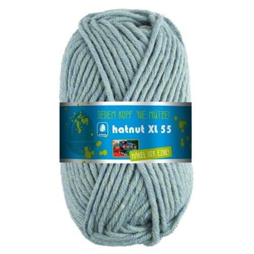 hatnut XL 55 - Farbe: 61 - 50 g / ca. 55 m Wolle