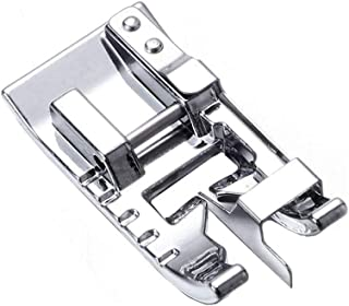 YEQIN Edge Joining/Stitch in The Ditch Sewing Machine Presser Foot - Fits All Low Shank Snap-On Singer, Brother, Babylock, Janome, Simplicity, Kenmore, White, Euro-Pro, Juki, New Home,