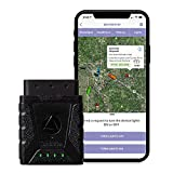LandAirSea Sync GPS Tracker - USA Manufactured. 4G LTE Real Time Tracking. Fleet Tracker. Subscription is required. (Renewed)
