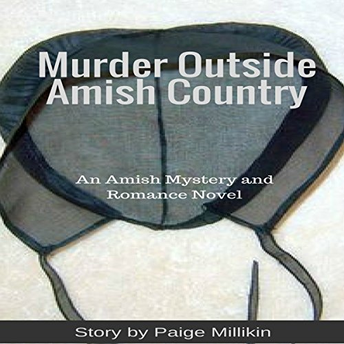 Murder Outside Amish Country audiobook cover art