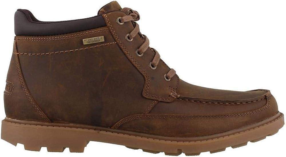 Rockport Men's Patten Surprise price Boot Max 52% OFF Moc
