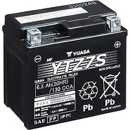 Batterie Yuasa SLA AGM YTZ7-S – X10 GEL