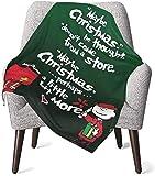 Keyboard cover Snoopy Weihnachtsideen Babydecke oder Flauschige Decke für Kinder Unisex-Decke für Kinderbett Couch Travel Superweiche warme Kinderdecke 50x40in