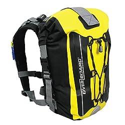 Overboard Premium Waterproof Backpack   20 / 30 liter buoyant body   100% Waterproof Dry Bag Roll Top Backpack   with 2-way rebate sealing system