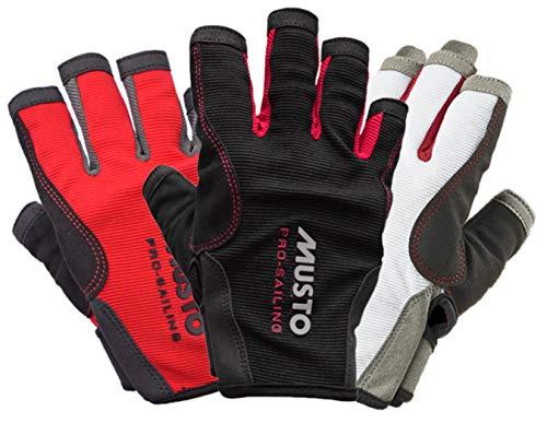 Musto Essential Segel-Handschuhe, Rot, GrößeXXL