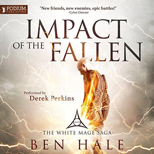 Impact of the Fallen audiobook cover art