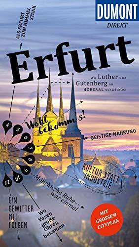 DuMont direkt Reiseführer Erfurt: Mit großem Cityplan (DuMont Direkt E-Book)