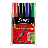 Marcatore permanente Sharpie M15 Papermate - tonda - assortiti - 1,8 mm - S0187296 (conf.4)