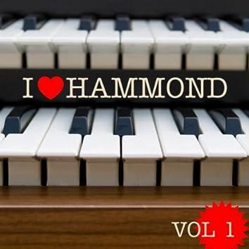 I Love Hammond Vol. 1