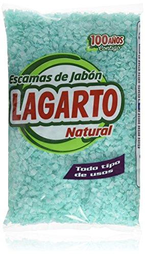 Escamas De Jabón Lagarto Natural 250 G