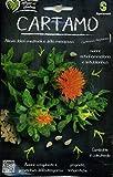 Sgaravatti Cuor di salute sementi da orto in bustina termosaldata (CARTAMO - Carthamus tinctorius)