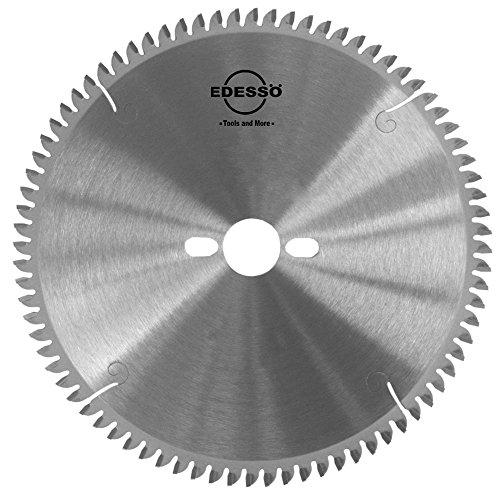 Edessö 49631530 HM-Kreissägeblatt Präzision- 2 KNL HW 315x3,2/2,5x30 Z=96 NE neg, Silber