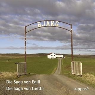 Die Saga von Egill / Die Sage von Grettir Titelbild