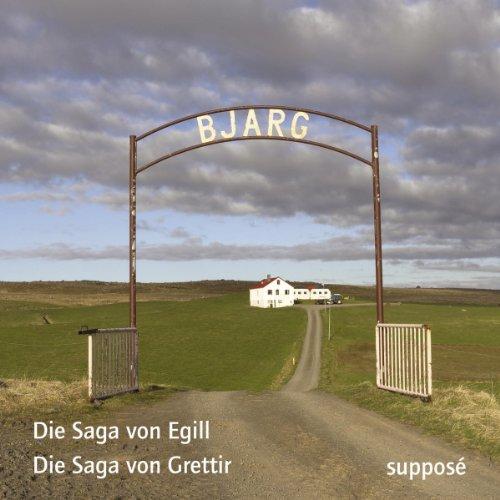 Die Saga von Egill / Die Sage von Grettir cover art