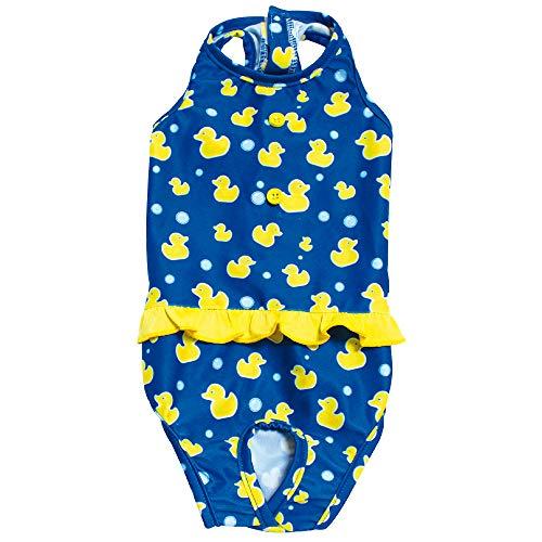 Croci Kreuz Badeanzug für Hunde Moby Duck XS