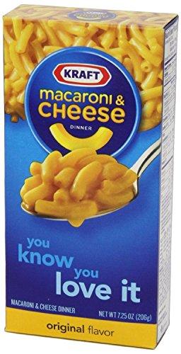 Kraft Mac amp Cheese Dinner  725 Oz 3 Packs