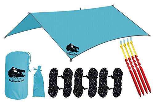 Chill Gorilla 10x10 Swallowtail Hammock...