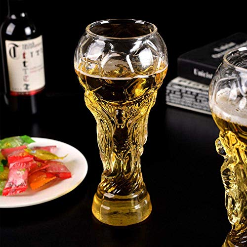 Trophy Cup Bar Thuis bierglas Wine Glass, 450ml lili (Color : 450ml)