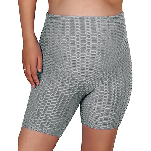 Medias de Maternidad Cortas para Mujer Medias, Embarazo Bump Support Stretch Maternity Wear Leggings (Color : Gray, Size : XX-Large)