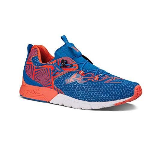 Zoot Herren Triathlon Laufschuh Makai Farbe Vivid Blue/Mandarin M Makai - Vivid Blue/Mandarin 48
