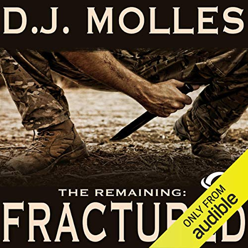 The Remaining: Fractured cover art