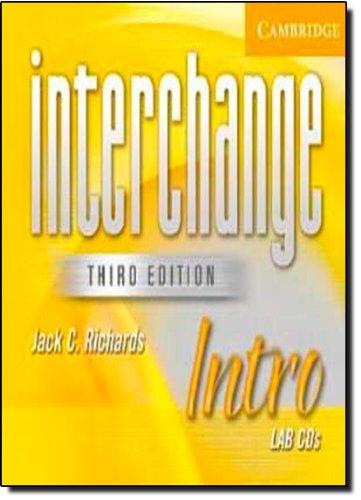Interchange Intro Lab Audio CDs (4)