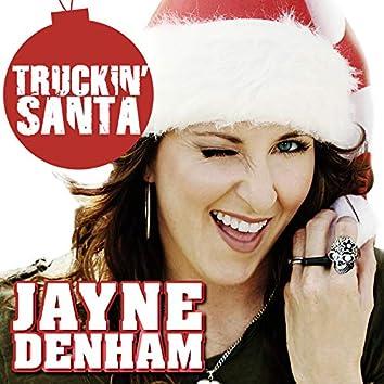 Truckin' Santa