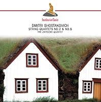 Shostakovich: String Quartets No.2 & No.8