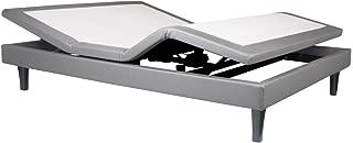 Serta Motion Perfect LII Adjustable Bed Base, Split King, Wireless, Massage, Bluetooth