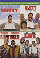 Nutty Professor/Nutty Professor II/Bowfinger/Life (Eddie Murphy Collection)