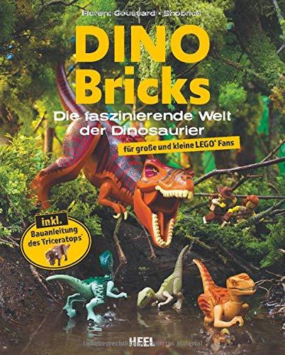 Dino Bricks: Die faszinierende Welt der Dinosaurier für große und kleine LEGO® Fans